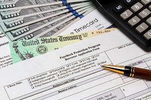 Paycheck Protection Program PPP loan