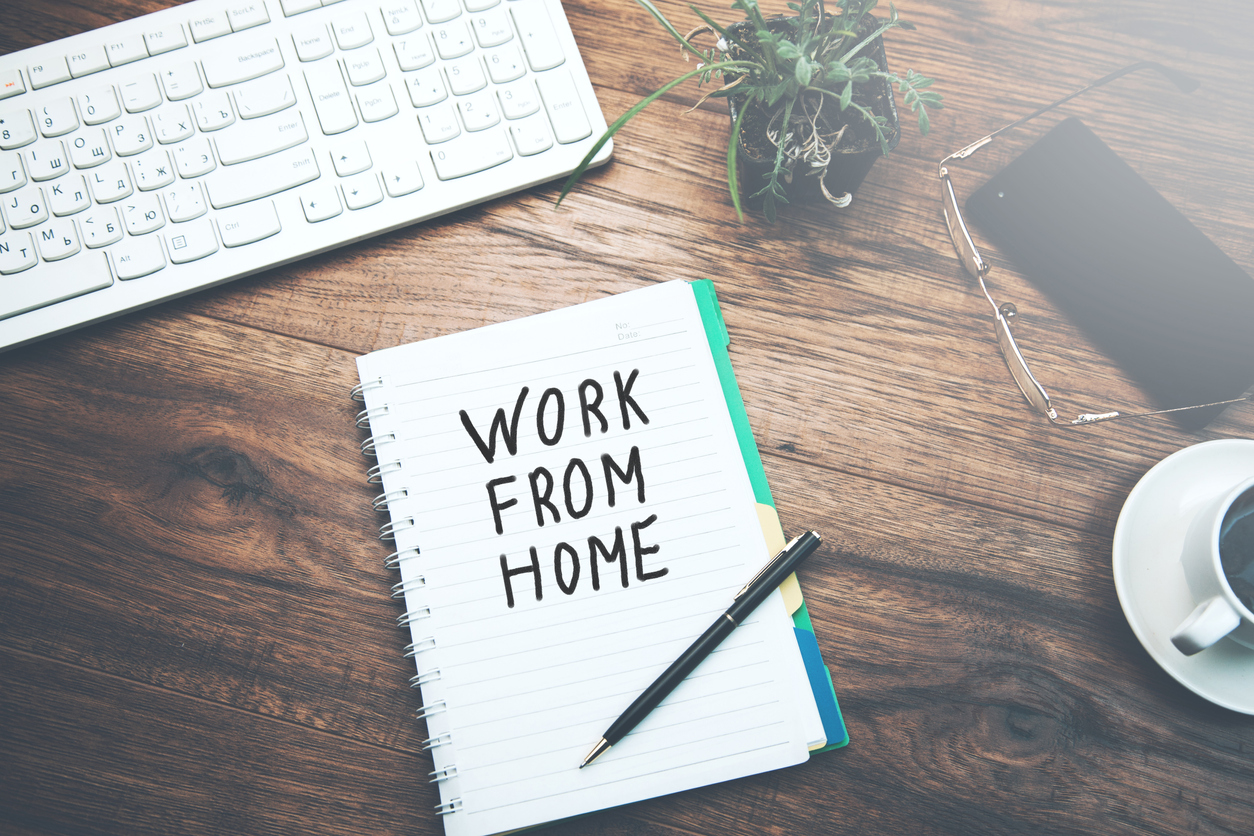 5 Tips to Optimize Your 'Work from Home' Arrangement